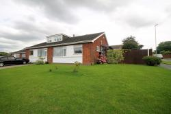 Semi - Detached Bungalow For Sale  Burbage Leicestershire LE10