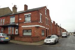 Terraced House To Let  Hucknall Nottinghamshire NG15