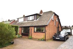 Semi - Detached Bungalow For Sale  Mirfield West Yorkshire WF14