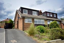 Semi Detached House For Sale  Rastrick West Yorkshire HD6
