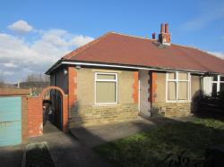 Semi - Detached Bungalow To Let  Huddersfield West Yorkshire HD4