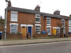 Terraced House To Let  Withipool Street Suffolk IP4
