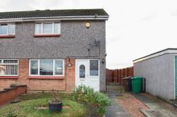 Semi Detached House For Sale  Kirkcaldy Fife KY2