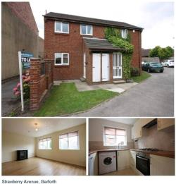 Flat To Let  Strawberry Avenue West Yorkshire LS25