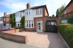 Semi Detached House To Let Birstall Leicester Leicestershire LE4