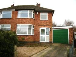 Semi Detached House To Let  Anstey Leicestershire LE7