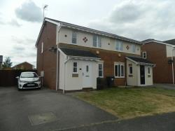 Semi Detached House To Let  Salters Close Lincolnshire LN4