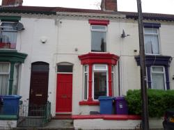 Terraced House To Let  Bligh Street Merseyside L15