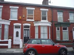 Terraced House To Let  Allerton Merseyside L18