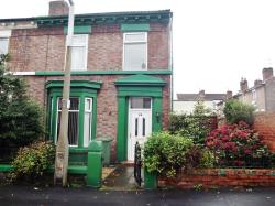 Terraced House To Let  Tranmere Merseyside CH41