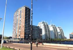 Flat For Sale  Salford Quays Greater Manchester M50