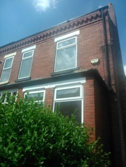 Semi Detached House To Let  Manchester Greater Manchester M16