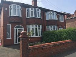 Semi Detached House To Let  Chorlton Greater Manchester M21