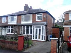 Semi Detached House To Let  Oakfield Avenue Greater Manchester M16