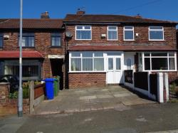 Terraced House To Let  Wavertree Road Greater Manchester M9