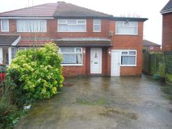 Semi Detached House For Sale  Gorton Greater Manchester M18
