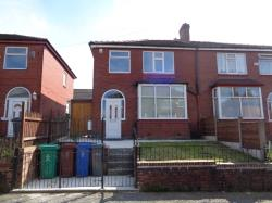 Semi Detached House To Let  Crumpsall Greater Manchester M8