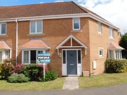 Semi Detached House For Sale Edwinstowe Mansfield Nottinghamshire NG21