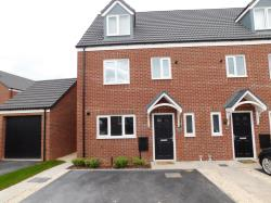 Semi Detached House To Let  MANSFIELD Nottinghamshire NG21