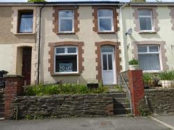 Terraced House To Let  Aberfan Glamorgan CF48