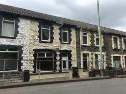 Terraced House For Sale  Dan Y Deri Glamorgan CF48