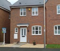 Semi Detached House To Let Wychwood Village Weston Cheshire CW2