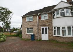 Semi Detached House To Let  Elms Drive Oxfordshire OX3