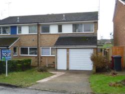 Semi Detached House To Let  Queensway Oxfordshire RG4