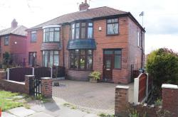 Semi Detached House For Sale  Chadderton Greater Manchester OL9