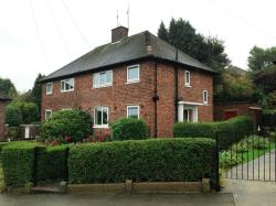 Semi Detached House To Let Birley Sheffield Derbyshire S12