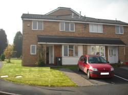 Terraced House To Let  Orient Court Shropshire TF7