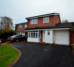 Detached House To Let Radbrook Shrewsbury Shropshire SY3