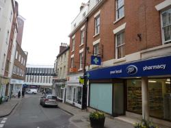 Flat To Let  Shrewsbury Shropshire SY1