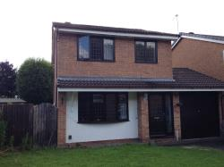 Detached House To Let  TELFORD Shropshire TF2