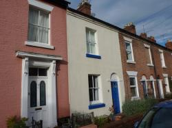 Terraced House To Let  Benyon Street Shropshire SY1