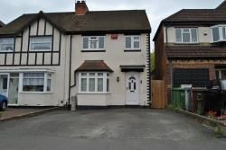 Semi Detached House For Sale  Shirley West Midlands B90