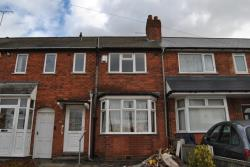 Terraced House To Let  Shipway Road West Midlands B25