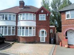 Semi Detached House For Sale  Hall Green West Midlands B28