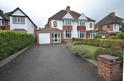 Semi Detached House To Let  Solihull West Midlands B91