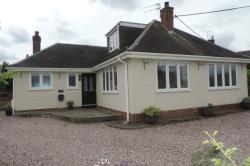 Detached Bungalow For Sale Derrington Stafford Staffordshire ST18