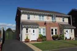 Semi Detached House For Sale  Helston Close Staffordshire ST17