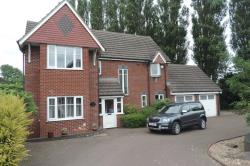 Detached House To Let  Stafford Staffordshire ST17