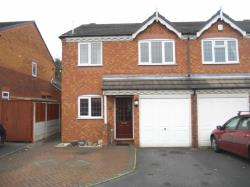 Semi Detached House To Let Cheslyn Hay Walsall Staffordshire WS6