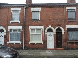 Terraced House To Let  Fenton Staffordshire ST4