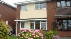 Semi Detached House To Let  Larkin Avevue Staffordshire ST3