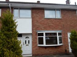 Terraced House To Let  Stafford Staffordshire ST17