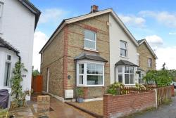 Semi Detached House For Sale  Wendover Road Surrey TW18