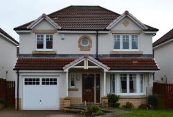 Detached House For Sale  Bannockburn Stirlingshire FK7