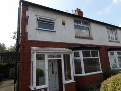 Semi Detached House To Let  Burnage Greater Manchester M19