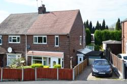 Semi Detached House For Sale  STOKE ON TRENT Staffordshire ST6